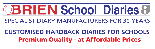 OBrien School Diaries logo
